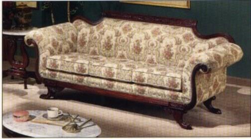 Delightful Duncan Phyfe Sofa