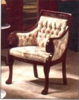 Duncan Phyfe Chair